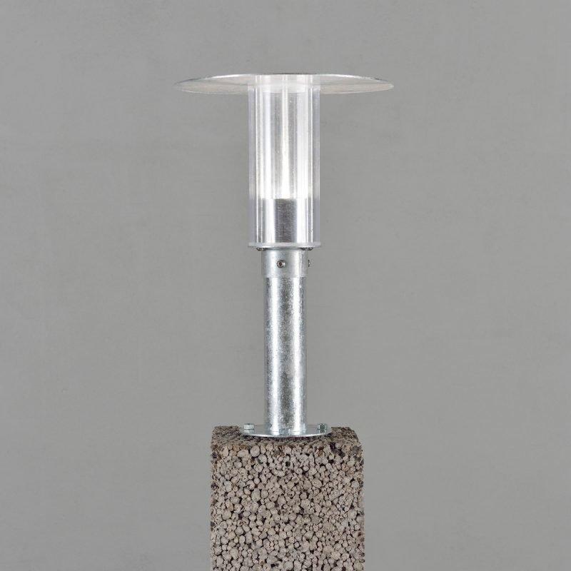LED-porttivalaisin Mode 701-320 Ø 280x440 mm sinkitty teräs