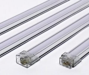 LED-profiili Huuhto Easy 515 mm 24 V/5 W 3500 K IP44