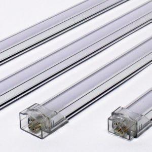 LED-profiili Huuhto Easy 615 mm 24 V/6 W 3500 K IP44