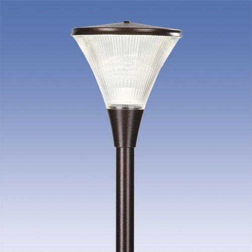 LED-pylväsvalaisin Aaria AA01APLED IP44 10W/840 antiikkipronssi