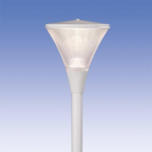 LED-pylväsvalaisin Aaria AA01LED IP44 10W/840 valkoinen