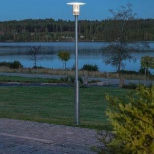 LED-pylväsvalaisin Mode 703-320 Ø 350x2200 mm sinkitty teräs