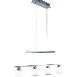 LED-riippuvalaisin Bianco 850x80x1800 mm kromi