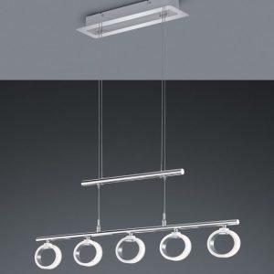 LED-riippuvalaisin Corland 850x11x1600 mm kromi