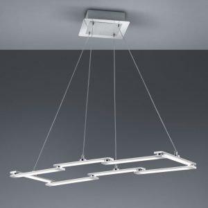 LED-riippuvalaisin Damon 800x290x1500 mm harjattu alumiini