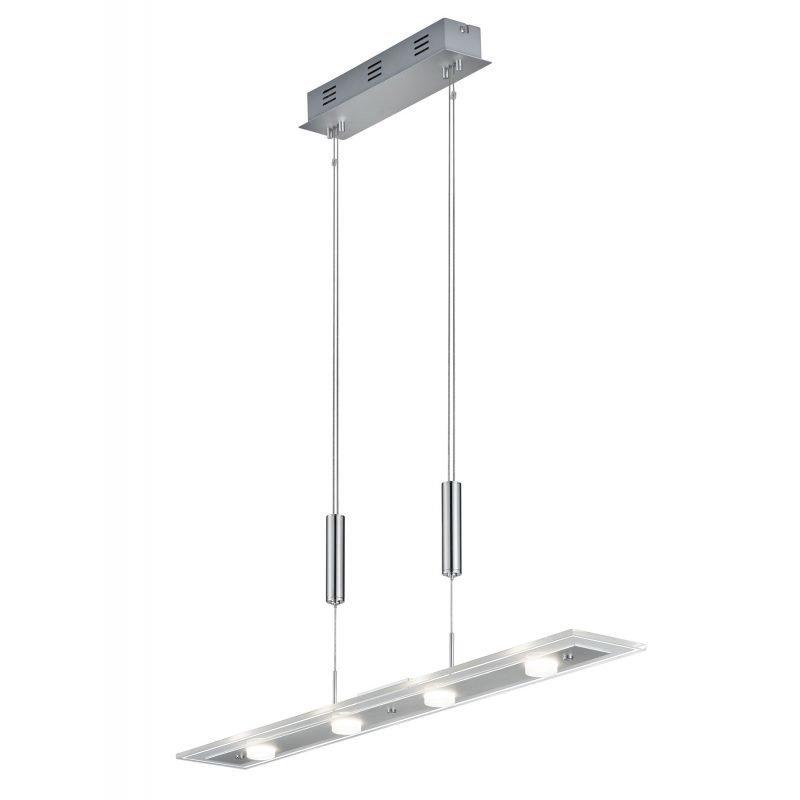 LED-riippuvalaisin Oslo 850x120x1650 mm alumiini