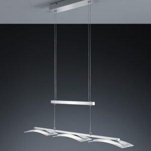 LED-riippuvalaisin Stakkato 870x100x1500 mm harjattu teräs