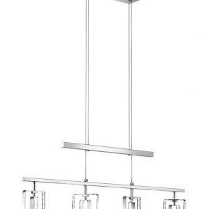 LED-riippuvalaisin Tivoli 800x75x1500 mm kromi