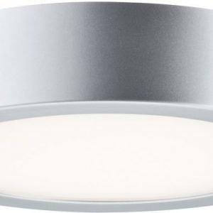 LED-seinä-/kattovalaisin Orbit 1x11 W Ø 200 mm mattakromi