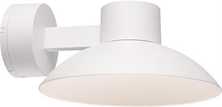 LED seinälyhty Edsvik IP54 valkoinen
