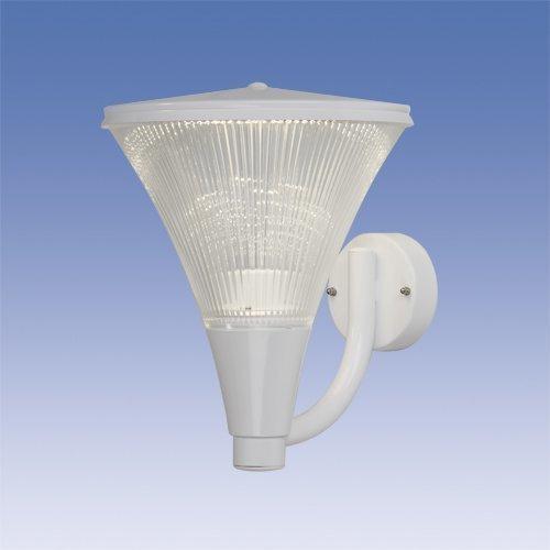 LED-seinävalaisin Aaria AA03LED IP44 10W/840 valkoinen ylöspäin