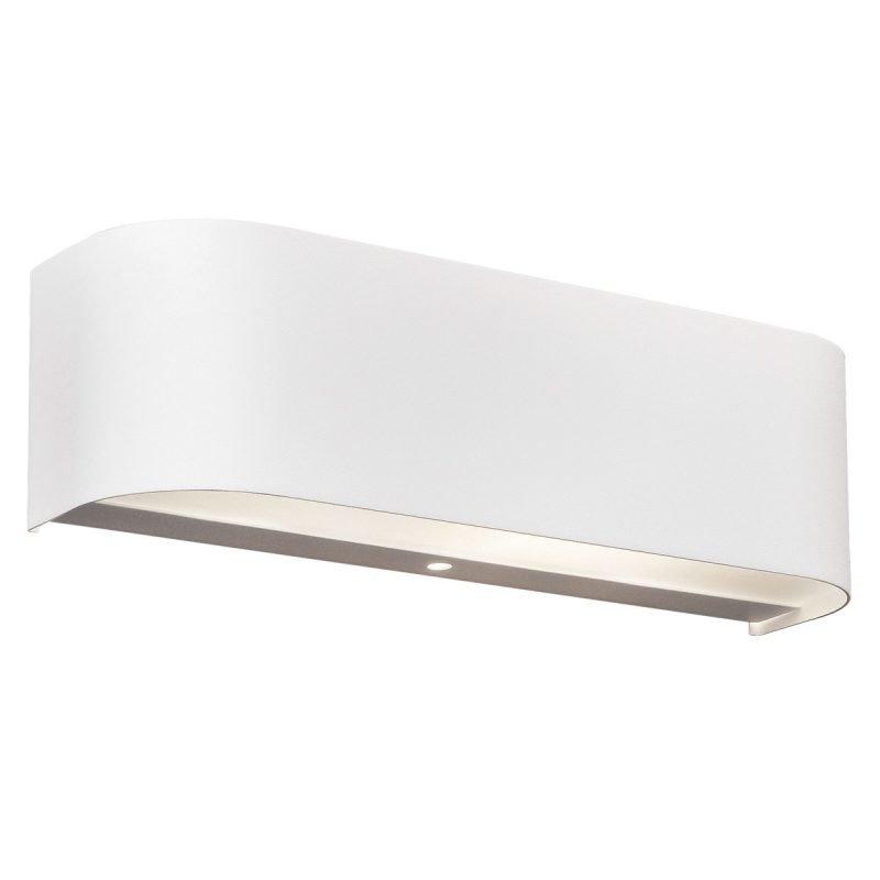 LED-seinävalaisin Basic 300x80x60 mm valkoinen