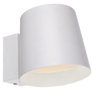LED-seinävalaisin Bin 150x190x140 mm valkoinen