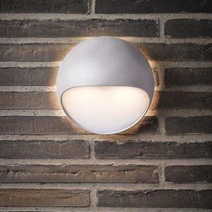 LED-seinävalaisin Fuel 202x115x202 mm valkoinen