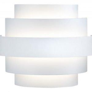 LED-seinävalaisin Nora IP54 190x110x150 mm valkoinen