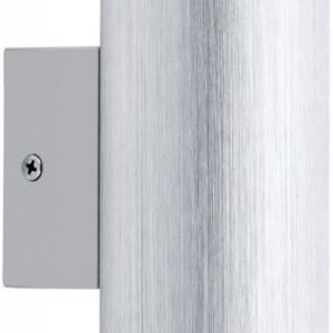 LED-seinävalaisin Ono 1 Ø 65x176 mm ylös/alas alumiini