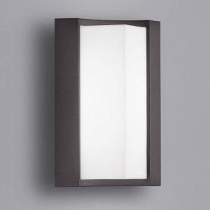 LED-seinävalaisin Suez 150x125x220 mm antrasiitti