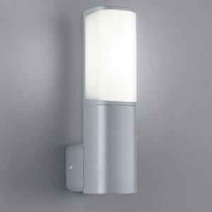 LED-seinävalaisin Ticino 70x110x270 mm titaani