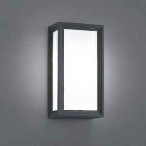 LED-seinävalaisin Timok 150x100x285 mm antrasiitti