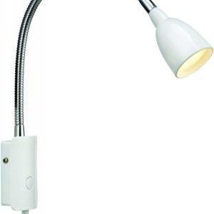 LED-seinävalaisin Tulip 50x300x320 mm valkoinen