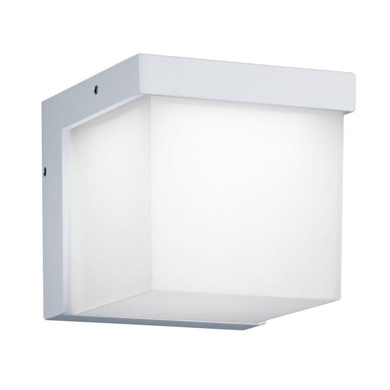LED-seinävalaisin Yangtze 117x139x117 mm valkoinen