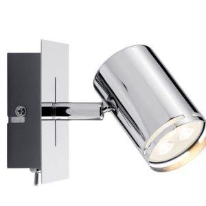 LED-spottivalaisin Rondo 100x105x120 mm kromi