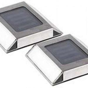 LED-terassivalaisin Sunwind aurinkoenergialla toimiva