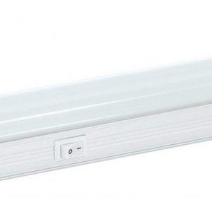 LED-työpistevalaisin Enja 310x25x35 mm valkoinen