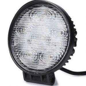 LED työvalo 18W pyöreä 10-30V 1000lm