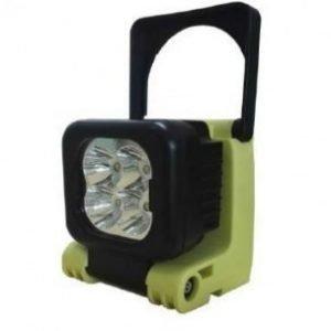 LED työvalo ARCTIC ladattava 12W 230V magneetti-jalalla