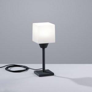 LED-ulkopöytävalaisin Kama 170x170x470 mm antrasiitti