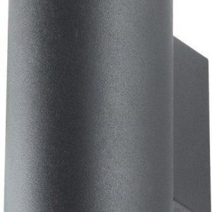 LED ulkovalaisin DARK GREY 2x3W ylös/alas