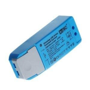 LED vakiovirtalähde himmennettävä 500mA 18W