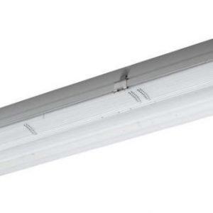 LED-valaisin 2x60cm Roiskeenkestävä