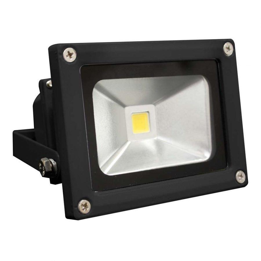 LED valonheitin WORK BLACK 10W 4500K