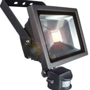 LED-valonheitin liiketunnistimella Bright Solar IP54 20W 6000K 1500lm