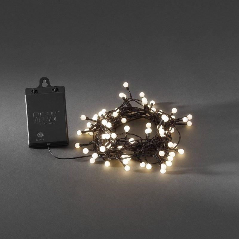 LED-valosarja 3741-100 80 valoa 7