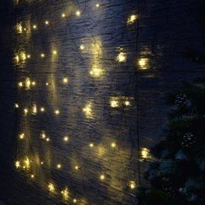 LED valoverkko 360 osainen lämmin valkoinen