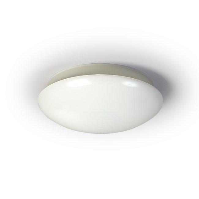 LED-yleisvalaisin AVR320.120L LED 18W Ø 320x106 mm valkoinen