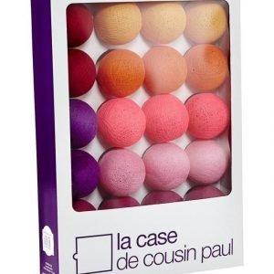 La Case De Cousin Paul June Juea Sisustusvalosarja