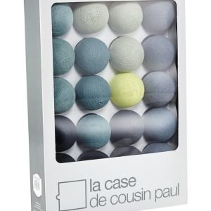 La Case De Cousin Paul Sixty Two Sisustusvalosarja