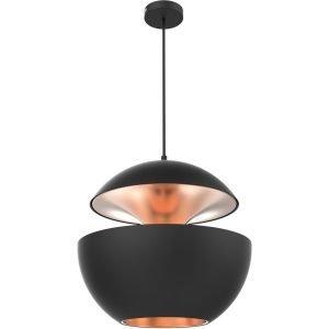La Lampe Gras Hcs Riippuvalaisin Musta / Kupari