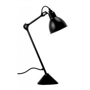 La Lampe Gras N°205 Pöytävalaisin Musta
