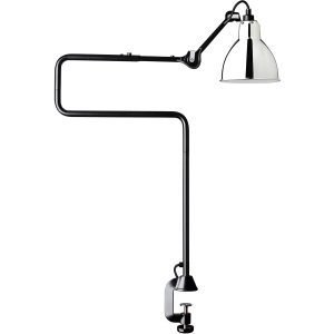 La Lampe Gras N°211-311 Architect Pöytävalaisin Musta / Kromi