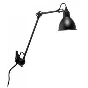 La Lampe Gras N°222 Seinävalaisin Musta