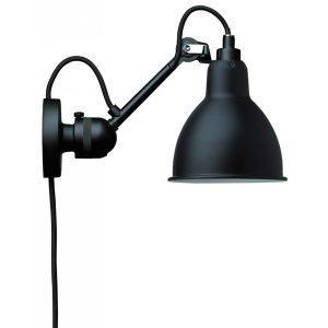 La Lampe Gras N°304 Seinävalaisin Johdolla Musta