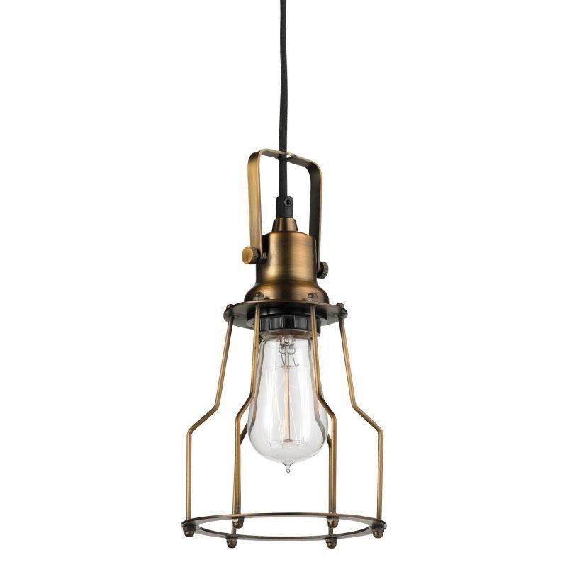 Lamp Gustaf Riippuvalaisin Garage Ø 145x280 mm antiikki