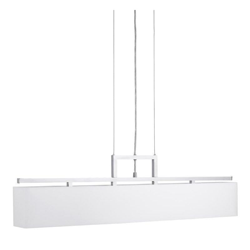 LampGustaf Riippuvalaisin Monaco 900x95x250 mm valkoinen