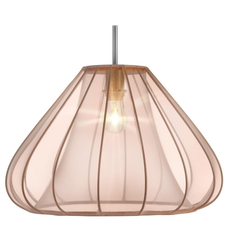 LampGustaf Riippuvalaisin Tennessee Ø 500x415 mm roosa