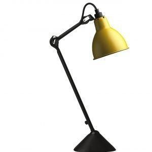 Lampe Gras 205 Pöytävalaisin Keltainen / Musta